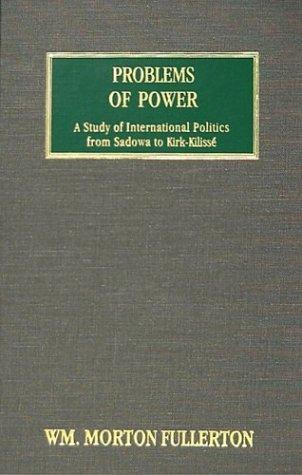 Download Problems of Power