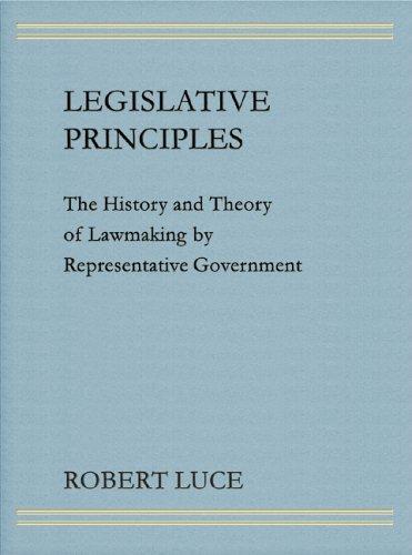 Legislative principles