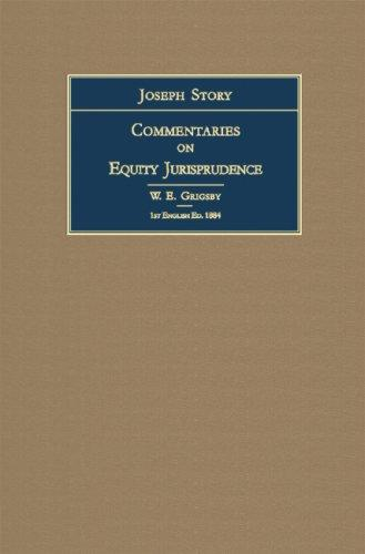 Download Commentaries on equity jurisprudence