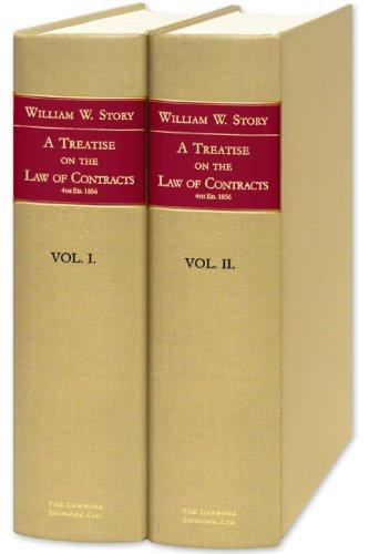 Download A treatise on the law of contracts