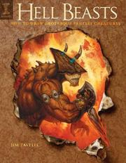 Hell Beasts: How to Draw Grotesque Fantasy Creatures [Paperback] by Pavelec, Jim