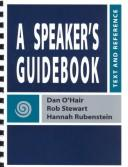 Download A speaker's guidebook