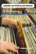 Download Genre in Popular Music