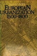 Download European urbanization 1500-1800