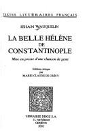 Download La Belle Hélène de Constantinople