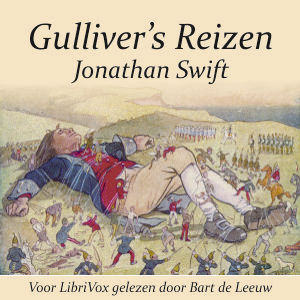 Gulliver's Reizen(6053) by Jonathan Swift audiobook cover art image on Bookamo