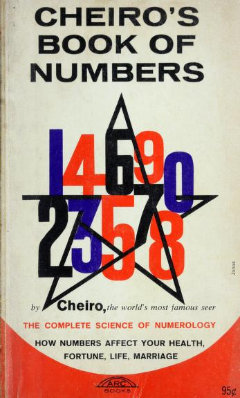 Cheiro S Book Of Numbers Cheiro 1866 1936 Free Download Borrow And Streaming Internet Archive