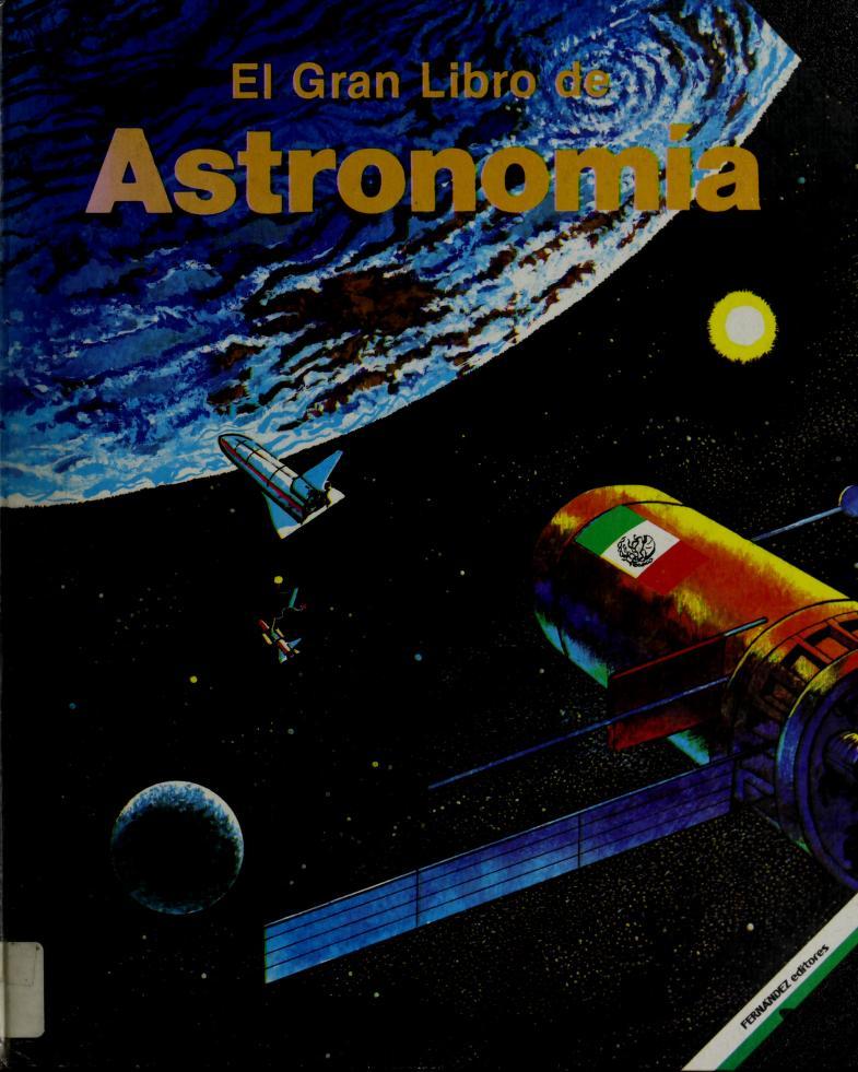 El gran libro de astronomia by Tom McGowen