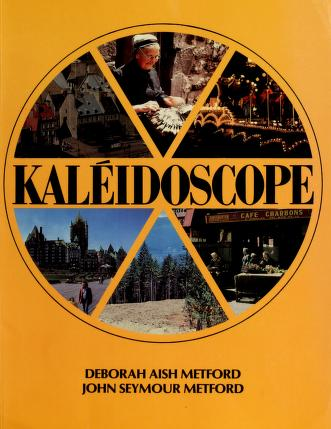 Cover of: Kaléidoscope | Deborah Aish Metford
