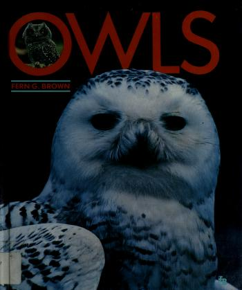 Cover of: Owls   Fern G. Brown