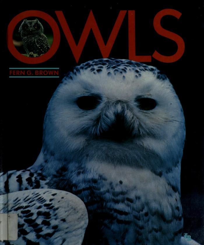 Owls by Fern G. Brown