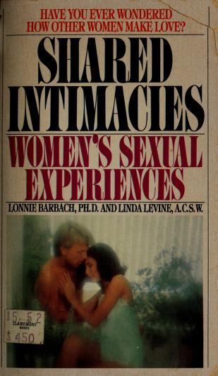 Shared Intimacies by Lonnie Barbach