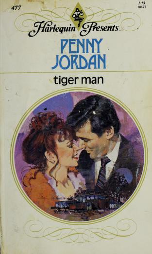 Cover of: Tiger Man | Penny Jordan