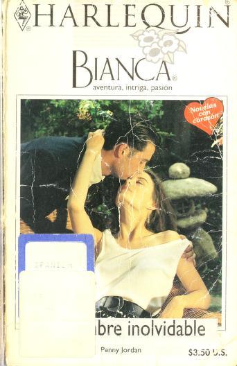 Un Hombre Inolvidable (Bianca # 386) by Penny Jordan