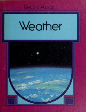 Cover of: Weather | Herta S. Breiter