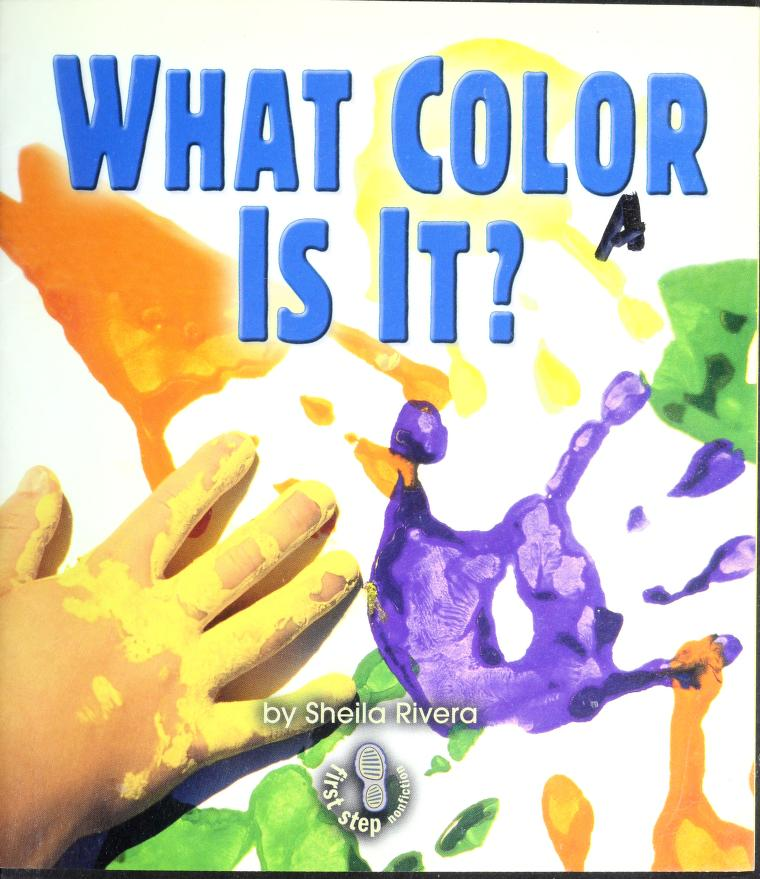 What color is it? by Sheila Rivera