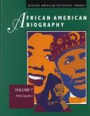 African American Reference Library Edition 1. (African American Reference Library) by Gale Group, Phillis Engelbert