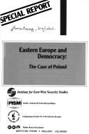 Eastern Europe and Democracy by Wojciech Lamentowicz
