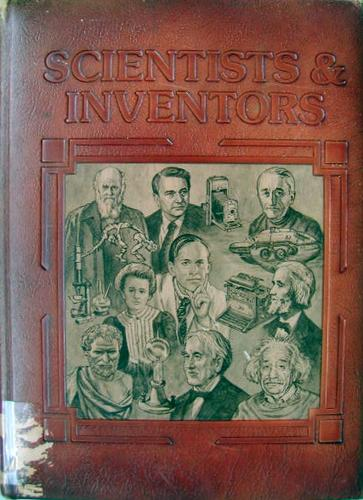 Scientists & inventors by Anthony Feldman, Peter Ford
