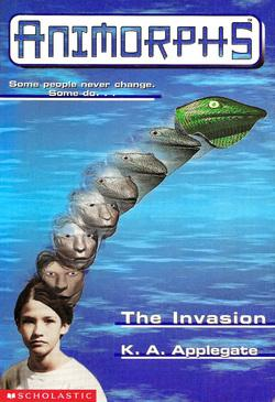 The Invasion (Animorphs) by Katherine A. Applegate