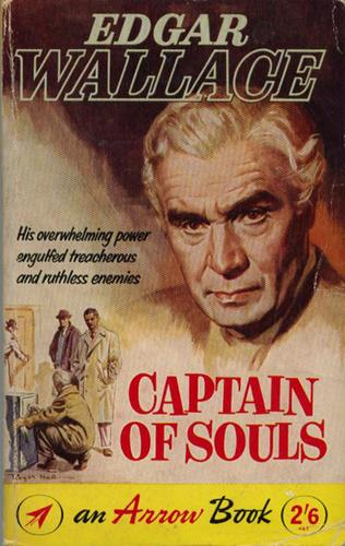 Captain of souls by Edgar Wallace