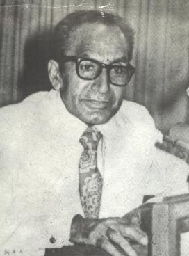 Photo of M. H. Panhwar