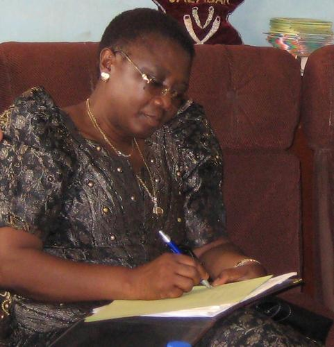 Photo of Chinwe Okechukwu