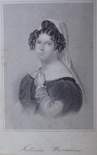 Photo of Felicia Dorothea Browne Hemans