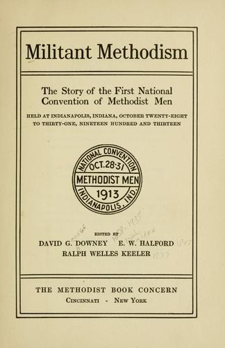Militant Methodism