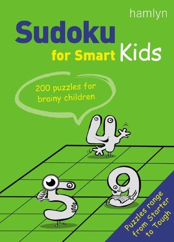 Sudoku for Smart Kids by Hamlyn