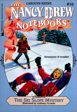 Ski Slope Mystery #16 by Carolyn Keene