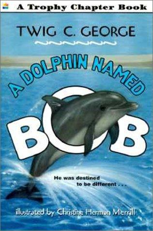 A Dolphin Named Bob (Trophy Chapter Books)