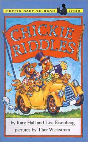 Chickie Riddles by Katy Hall