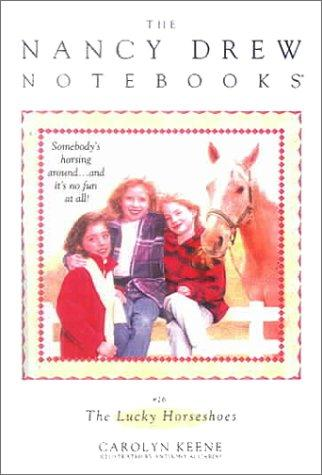 Lucky Horseshoes by Carolyn Keene
