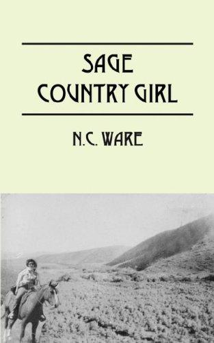 Sage Country Girl by N C Ware