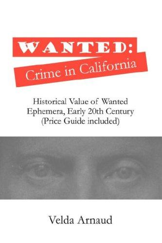 Wanted by Velda Arnaud