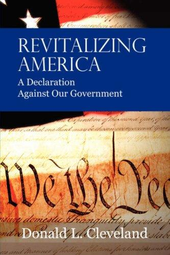 Revitalizing America by Donald, L. Cleveland