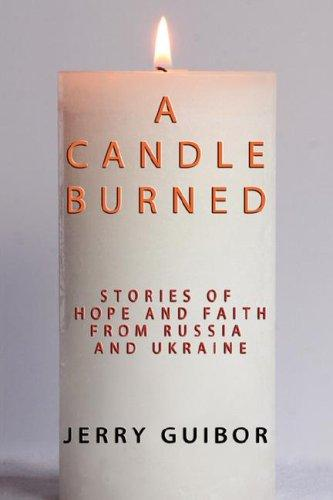 A Candle Burned by Jerry Guibor
