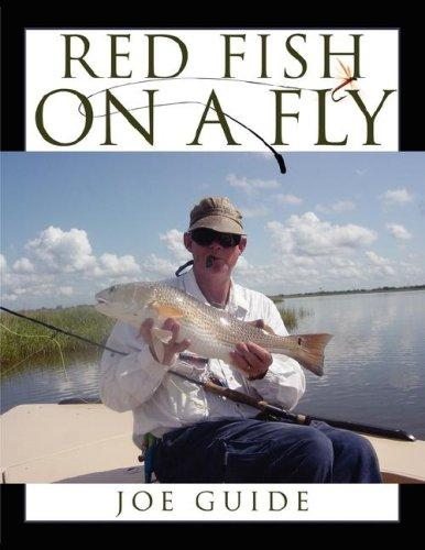 Red Fish On A Fly by Walter, M. Dinkins