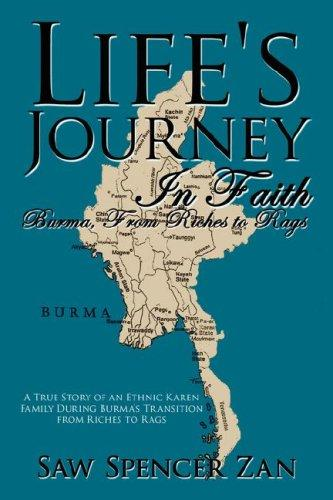 Life's Journey In Faith by Saw Spencer Zan