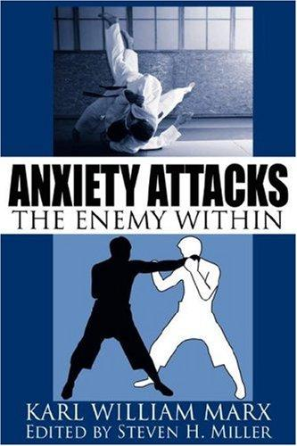 ANXIETY ATTACKS by KARL, WILLIAM MARX