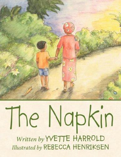 The Napkin by Yvette Harrold