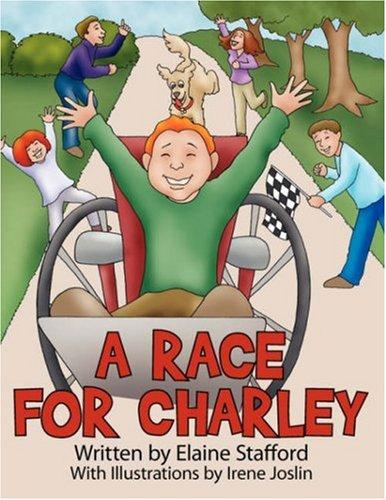 A Race for Charley by Elaine Stafford