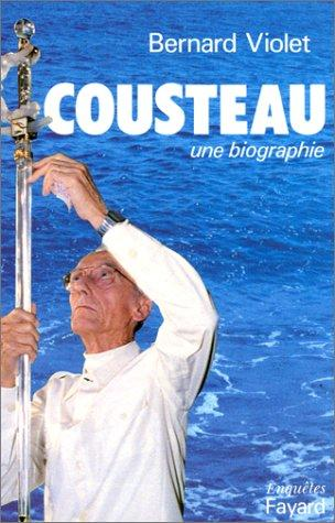Cousteau by Bernard Violet