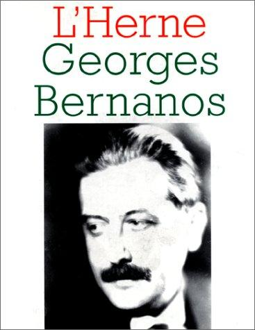 Georges Bernanos by Dominique de Roux