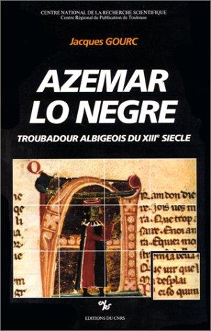 Azemar lo Negre by Jacques Gourc