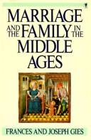Marriage and the family in the Middle Ages
