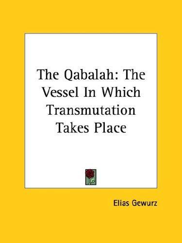 The Qabalah