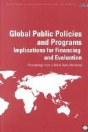Global public policies and programs by