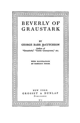 Beverly of Graustark